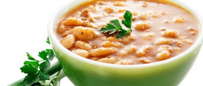 מתכון מרק שעועית בסיר לחץ