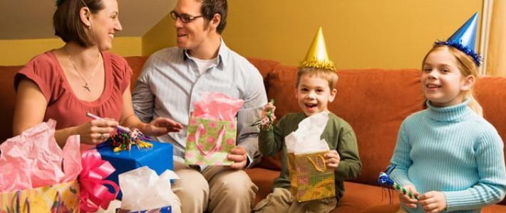 בחירת מתנה מקורית לילדים