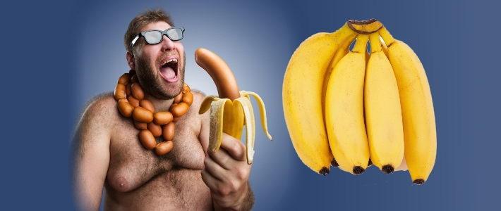 דיאטה מהירה על בסיס בננה וחלב