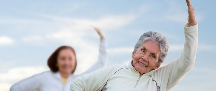 פעילות הגופנית בגיל הזהב