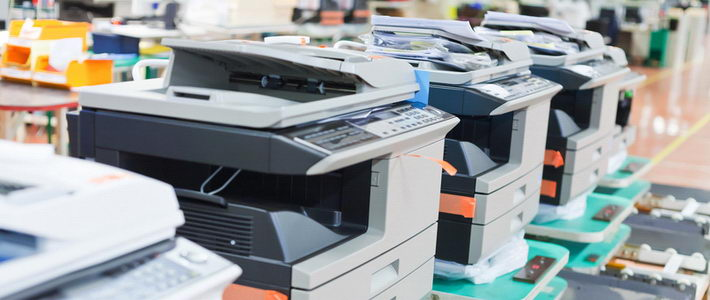 Printers, scanners and fax