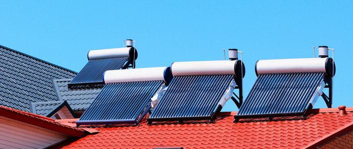 אך לנצל אנרגיה סולארית עם דודי שמש