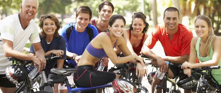 הסוגים הנפוצים ביותר של אופניים