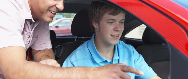 הגיע הזמן להתחיל לימודי נהיגה