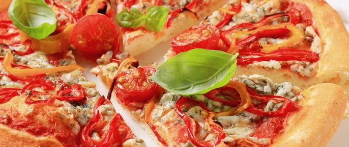 היסטורית של הפיצה