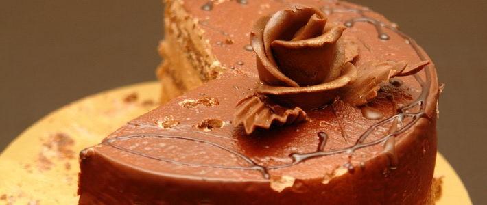 עוגת חרובים