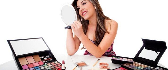 Cosmetics and beauty world