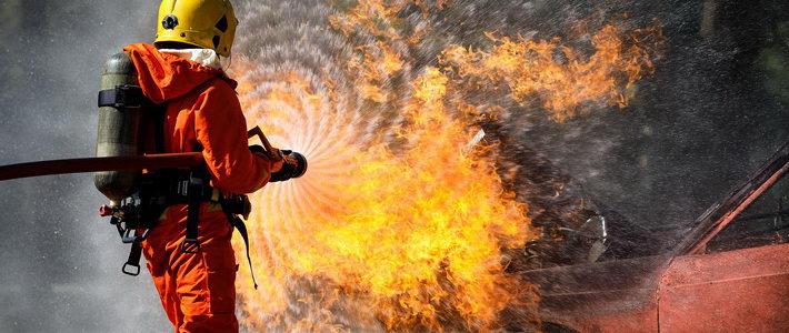 הדרכות בטיחות אש לעובדים