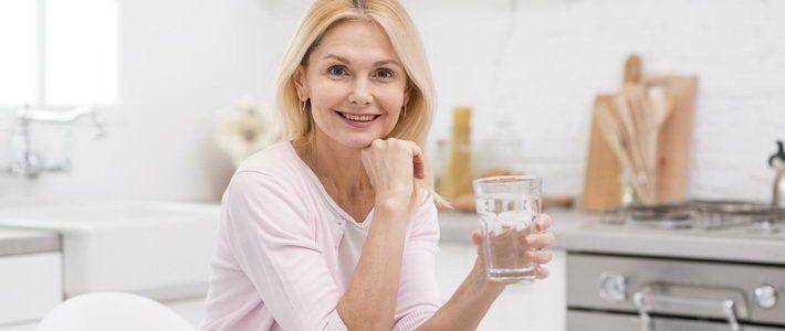 מים מינרלים בריאים במטבח שלנו