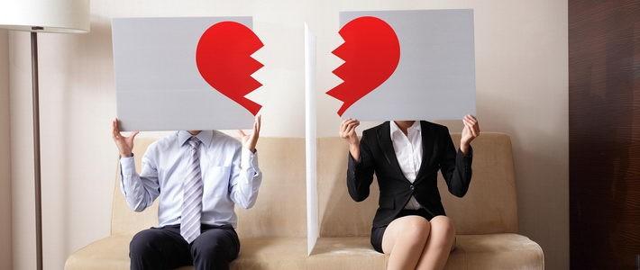 חלוקת רכוש בעקבות גירושין