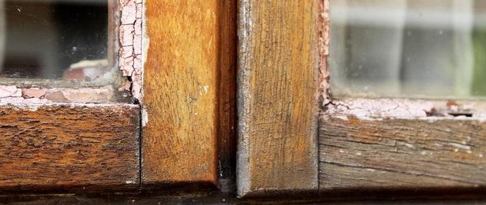 Repair of windows