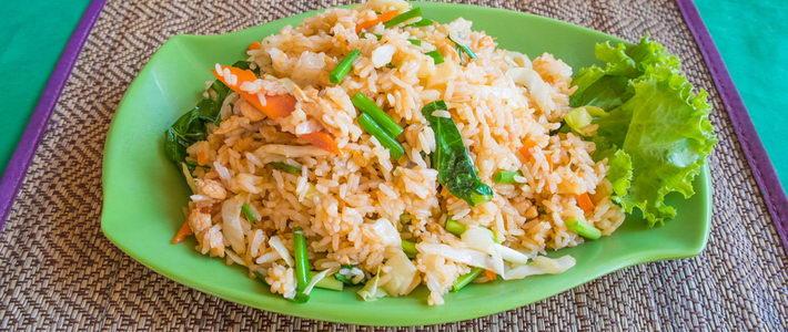 סלט אורז בר