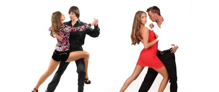 ריקוד הסלסה שורף קלוריות