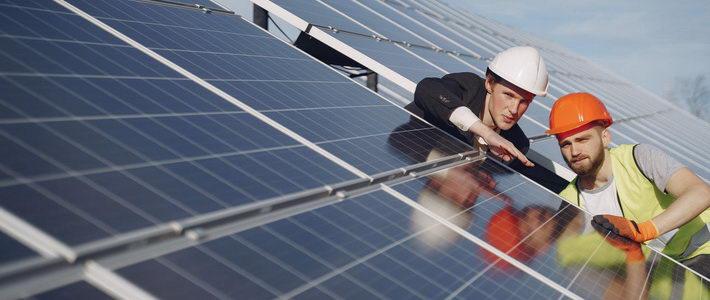 אנרגיה סולארית על גגות הבתים