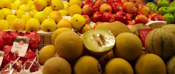 מתנה מיוחדת: משלוח סלסלת פירות