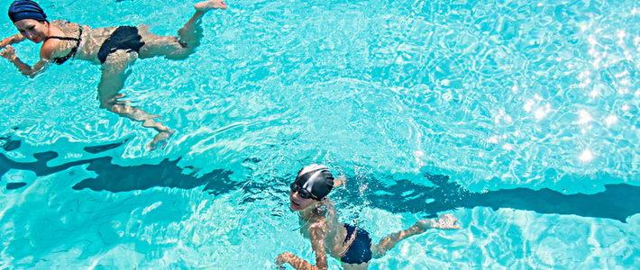 לימוד שחייה בכל הגיל