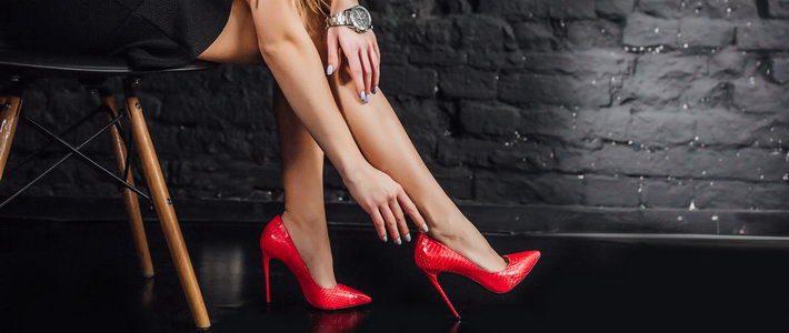 נשים ונעליים או סיפור סינדרלה